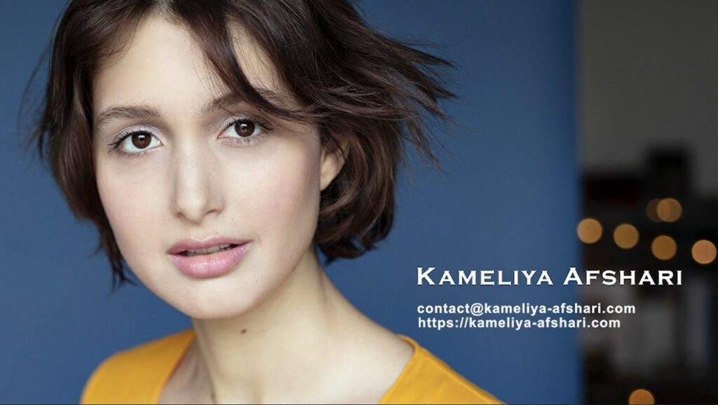 kameliya showreel cover