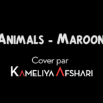 kameliya animals maroon 5 cover